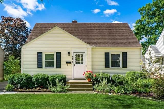 571 Blenheim Road, Columbus, OH 43214 (MLS #221022553) :: Core Ohio Realty Advisors