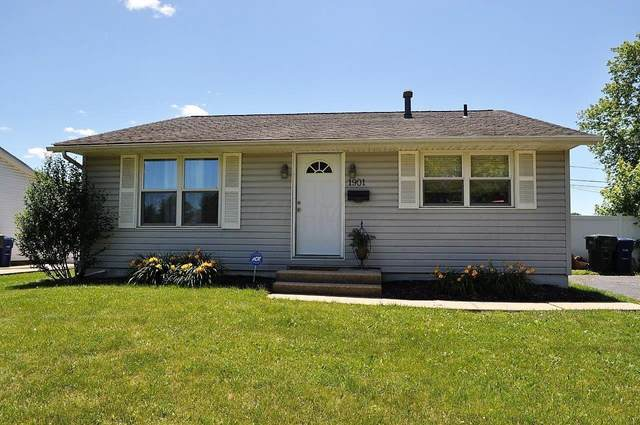 1901 Brookfield Road, Columbus, OH 43229 (MLS #221022555) :: Berkshire Hathaway HomeServices Crager Tobin Real Estate