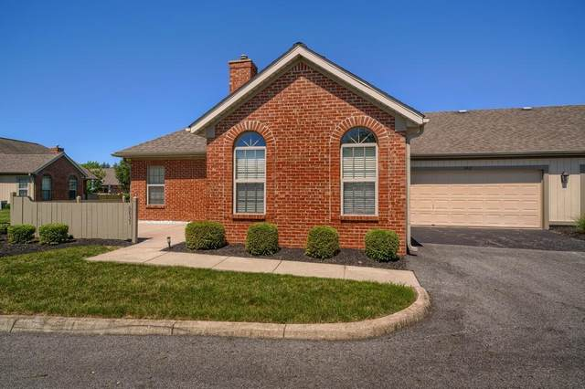 6837 Chateau Chase Drive, Columbus, OH 43235 (MLS #221022571) :: MORE Ohio