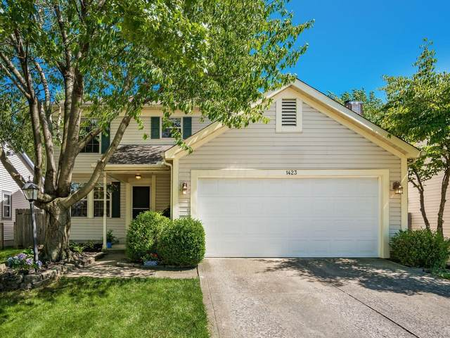 1423 Dickson Drive, Columbus, OH 43228 (MLS #221022594) :: Berkshire Hathaway HomeServices Crager Tobin Real Estate