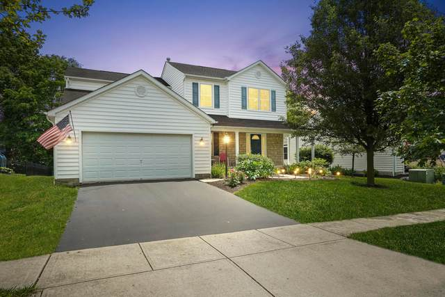 7145 Eventrail Drive, Powell, OH 43065 (MLS #221022599) :: Signature Real Estate