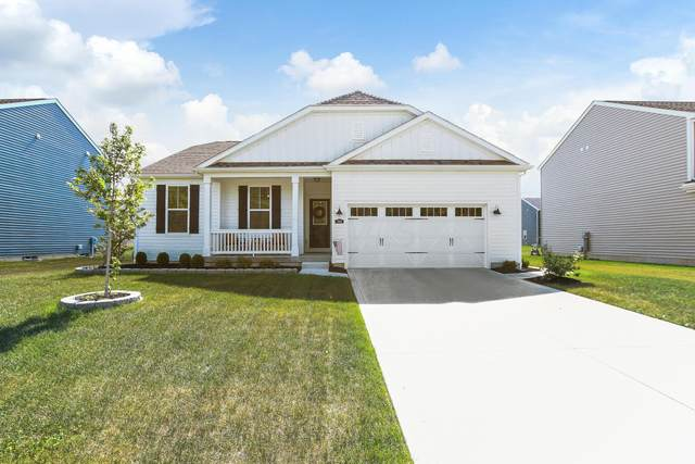 7064 Elaine Street, Canal Winchester, OH 43110 (MLS #221022626) :: RE/MAX ONE