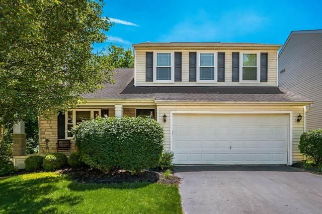 123 Kastlekove Drive, Lewis Center, OH 43035 (MLS #221022633) :: Berkshire Hathaway HomeServices Crager Tobin Real Estate