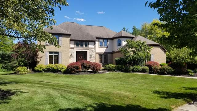 5125 Chaffinch Court, Dublin, OH 43017 (MLS #221022658) :: The Raines Group