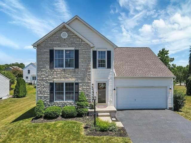 466 Albion Street, Pickerington, OH 43147 (MLS #221022672) :: Jamie Maze Real Estate Group