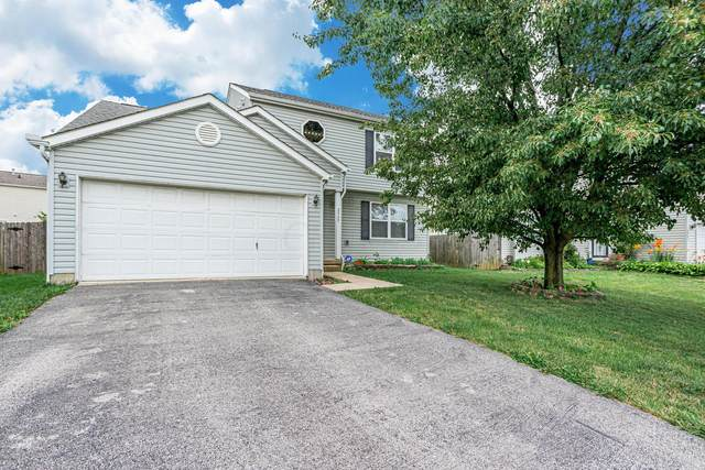 2569 Bellaston Court, Grove City, OH 43123 (MLS #221022689) :: 3 Degrees Realty