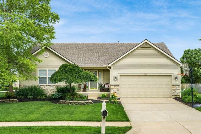 364 Mill Wind Court S, Westerville, OH 43082 (MLS #221022700) :: Millennium Group