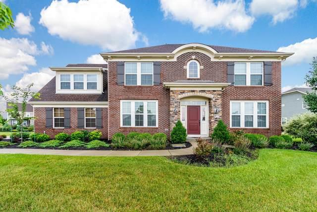 5677 Barronsmore Way S, Dublin, OH 43016 (MLS #221022727) :: Jamie Maze Real Estate Group