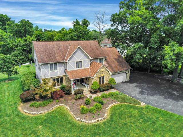 6342 Worthington Road, Westerville, OH 43082 (MLS #221022733) :: Jamie Maze Real Estate Group