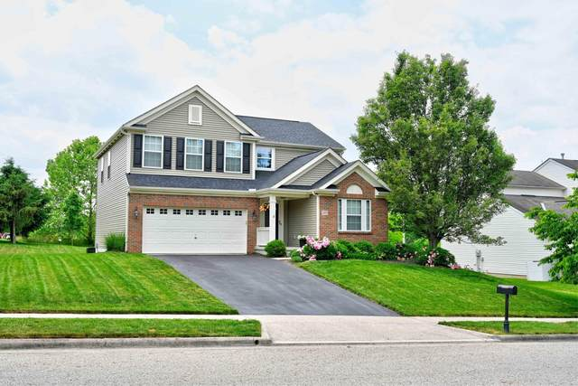 2453 Crestview Woods Court, Newark, OH 43055 (MLS #221022745) :: Signature Real Estate