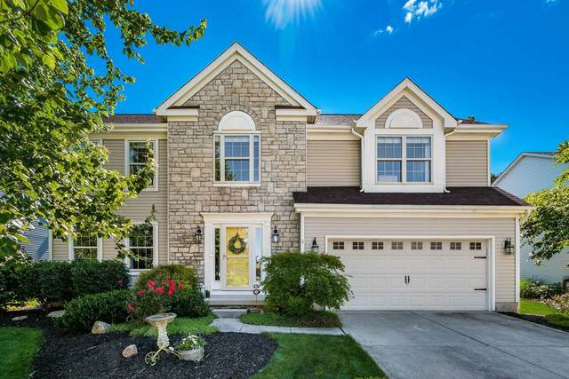 6735 Alberta Place, Westerville, OH 43082 (MLS #221022754) :: 3 Degrees Realty