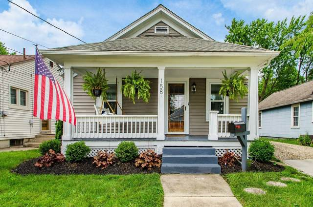 158 Logan Avenue, Westerville, OH 43081 (MLS #221022763) :: Jamie Maze Real Estate Group