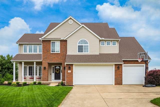 19 Wildflower Drive, Centerburg, OH 43011 (MLS #221022765) :: Jamie Maze Real Estate Group