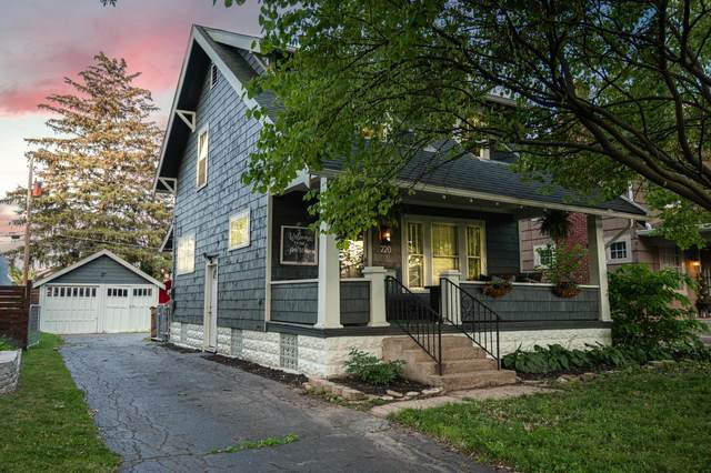 220 Binns Boulevard, Columbus, OH 43204 (MLS #221022767) :: Jamie Maze Real Estate Group