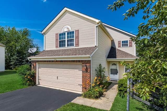 5116 Maple Valley Drive, Columbus, OH 43228 (MLS #221022772) :: Berkshire Hathaway HomeServices Crager Tobin Real Estate
