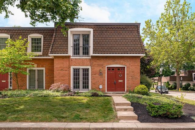 2799 Chateau Circle #52, Columbus, OH 43221 (MLS #221022776) :: Berkshire Hathaway HomeServices Crager Tobin Real Estate