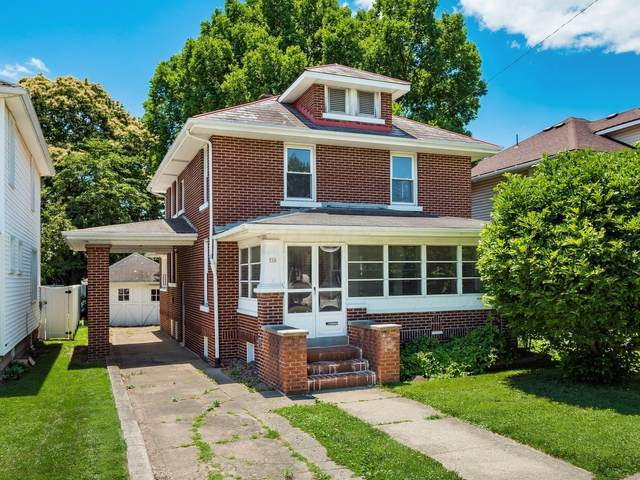 534 E 6th Avenue, Lancaster, OH 43130 (MLS #221022792) :: Berkshire Hathaway HomeServices Crager Tobin Real Estate