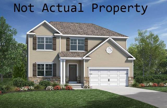 5821 Trail View Crossing, Grove City, OH 43123 (MLS #221022833) :: Berkshire Hathaway HomeServices Crager Tobin Real Estate