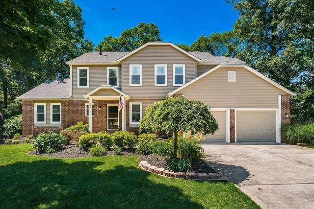 849 Babbington Court, Westerville, OH 43081 (MLS #221022836) :: Signature Real Estate