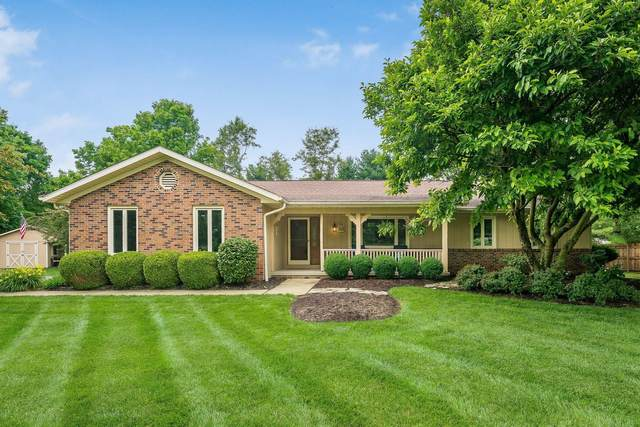 5790 Worthington Road, Westerville, OH 43082 (MLS #221022842) :: RE/MAX ONE