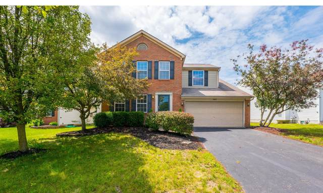 9163 Misty Dawn Drive, Columbus, OH 43240 (MLS #221022844) :: 3 Degrees Realty