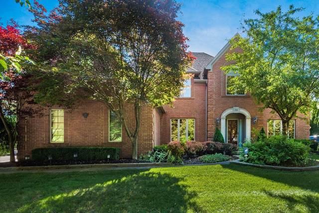 316 Windcroft Drive, Westerville, OH 43082 (MLS #221022860) :: Berkshire Hathaway HomeServices Crager Tobin Real Estate