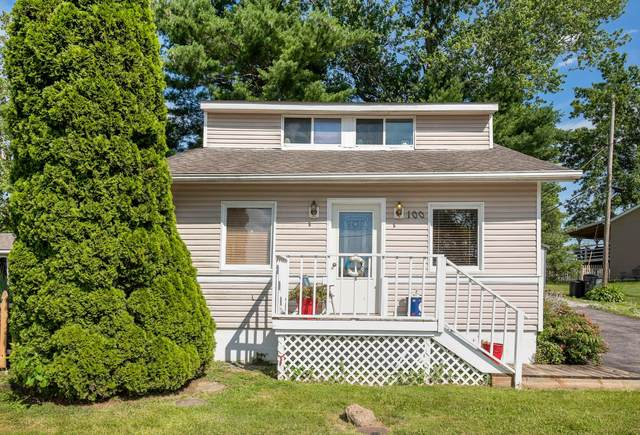 100 Lakeview Drive, Buckeye Lake, OH 43008 (MLS #221022870) :: ERA Real Solutions Realty