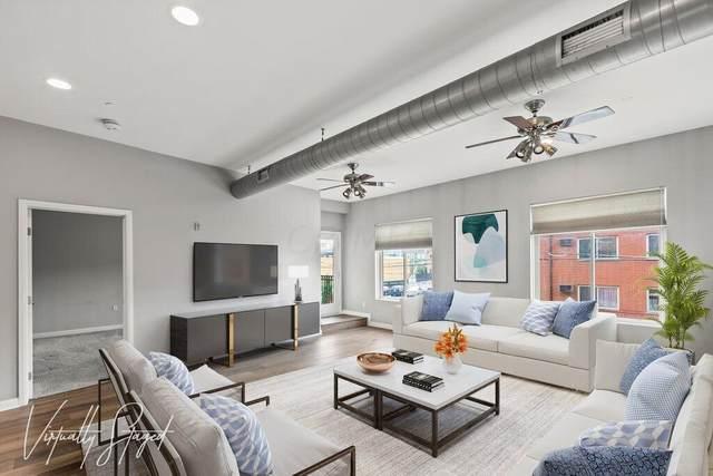 34 W Poplar Avenue #202, Columbus, OH 43215 (MLS #221022885) :: Signature Real Estate