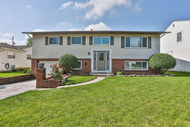 3155 Kingswood Drive, Grove City, OH 43123 (MLS #221022904) :: Exp Realty
