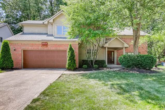 599 Kingfisher Drive, Westerville, OH 43082 (MLS #221022941) :: RE/MAX ONE