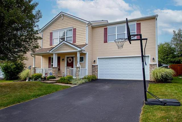 5358 Englecrest Drive, Canal Winchester, OH 43110 (MLS #221022961) :: RE/MAX ONE