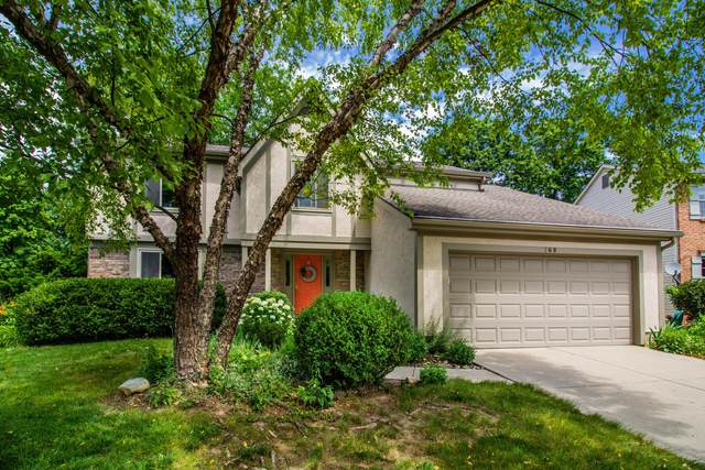 768 Lynnfield Drive, Westerville, OH 43081 (MLS #221022962) :: 3 Degrees Realty