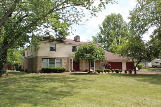 13868 Fairway Drive, Marysville, OH 43040 (MLS #221022965) :: MORE Ohio