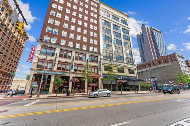 106 N High Street #502, Columbus, OH 43215 (MLS #221023006) :: Sam Miller Team