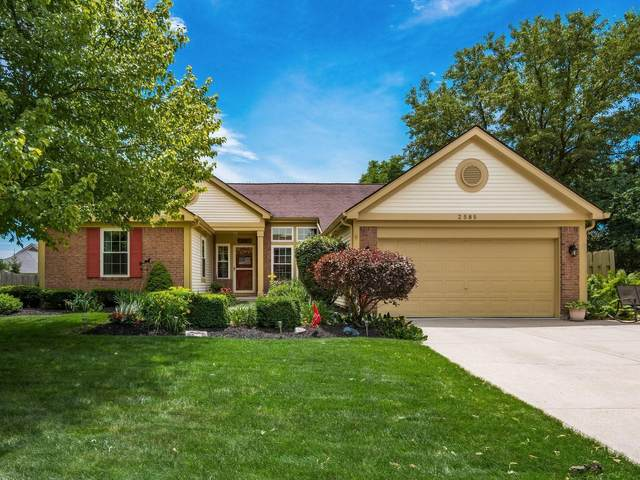 2585 Hoover Crossing Way, Grove City, OH 43123 (MLS #221023011) :: MORE Ohio