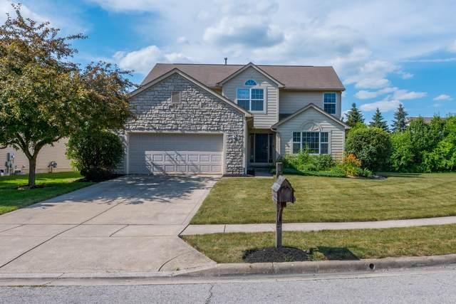 817 Monarda Place, Reynoldsburg, OH 43068 (MLS #221023023) :: Signature Real Estate