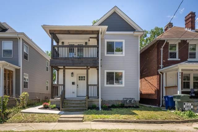 969 E Rich Street, Columbus, OH 43205 (MLS #221023046) :: Signature Real Estate