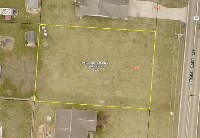 1639 Horns Hill Road NE, Newark, OH 43055 (MLS #221023062) :: Greg & Desiree Goodrich | Brokered by Exp