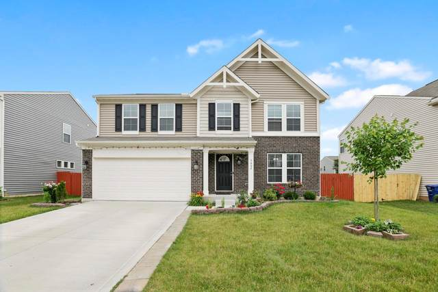 5602 Isaac Road, Canal Winchester, OH 43110 (MLS #221023095) :: Signature Real Estate