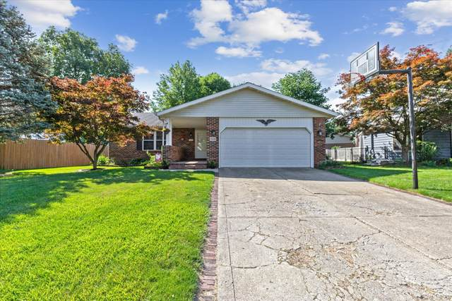 1028 Gateshead Way, Westerville, OH 43081 (MLS #221023097) :: 3 Degrees Realty