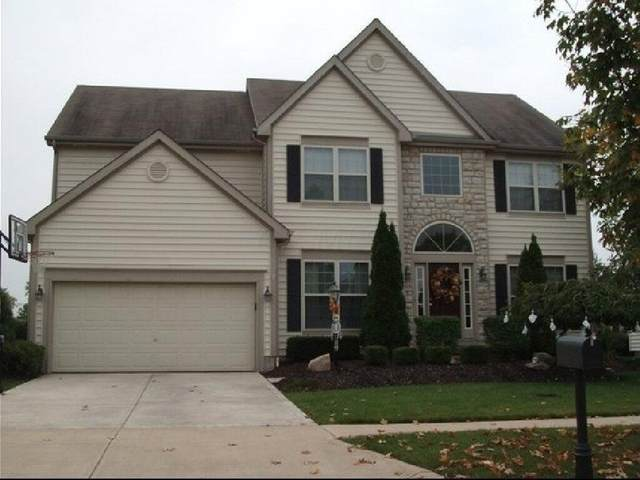 4735 Seven Lakes Place, Powell, OH 43065 (MLS #221023139) :: Signature Real Estate