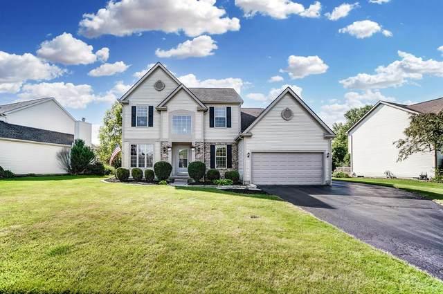 7801 Holderman Street, Lewis Center, OH 43035 (MLS #221023168) :: Berkshire Hathaway HomeServices Crager Tobin Real Estate
