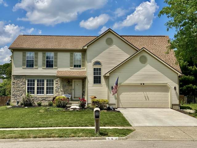 354 Green Meadows Drive W, Powell, OH 43065 (MLS #221023353) :: MORE Ohio