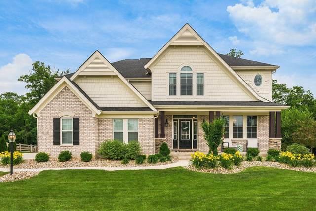 1516 Big Bluestem Way, Sunbury, OH 43074 (MLS #221023381) :: Berkshire Hathaway HomeServices Crager Tobin Real Estate