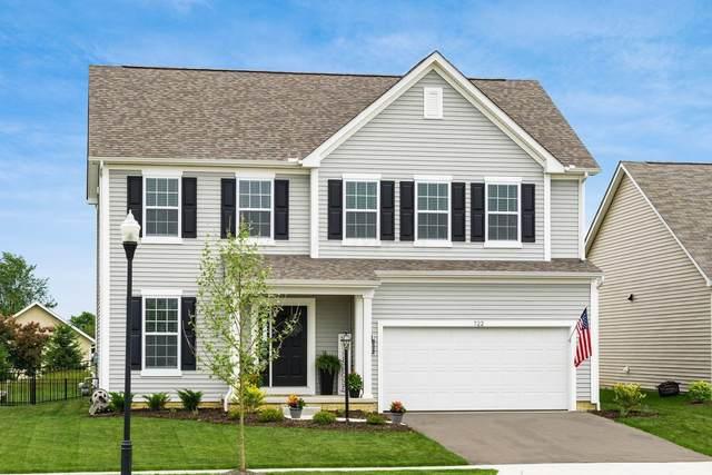 722 Nighthawk Drive, Plain City, OH 43064 (MLS #221023414) :: Signature Real Estate