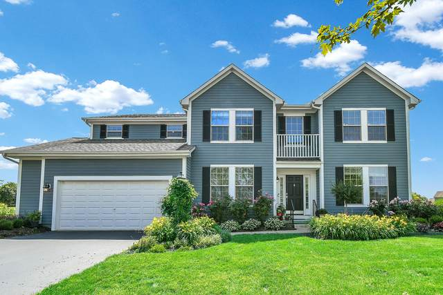 8062 Trail Lake Drive, Powell, OH 43065 (MLS #221023539) :: The Raines Group