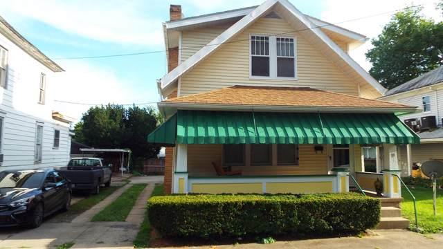 19 E Franklin Street, Nelsonville, OH 45764 (MLS #221023542) :: LifePoint Real Estate