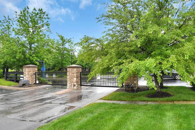 5520 Nottinghamshire Lane, Westerville, OH 43081 (MLS #221023563) :: Jamie Maze Real Estate Group
