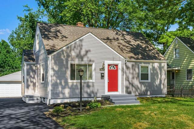 3293 Grasmere Avenue, Columbus, OH 43224 (MLS #221023611) :: Berkshire Hathaway HomeServices Crager Tobin Real Estate