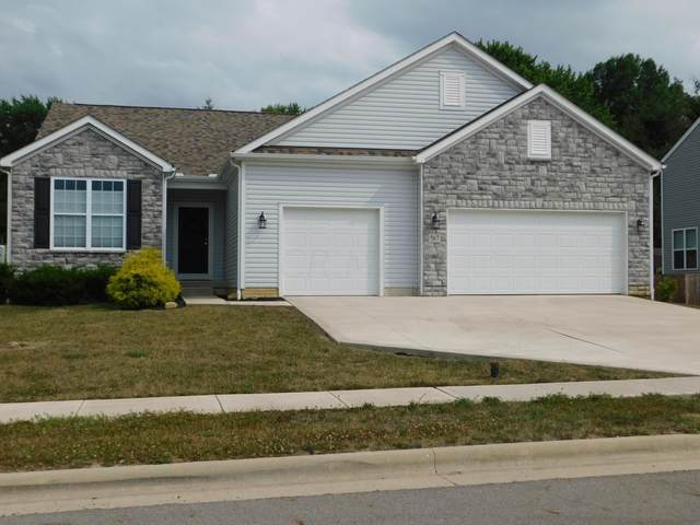 567 Crestview Drive, Lithopolis, OH 43136 (MLS #221023660) :: The Tobias Real Estate Group